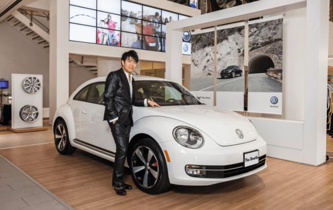 Lang Lang, embajador del Grupo Volkswagen