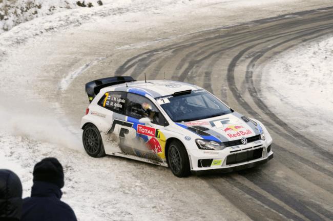 Genial debut del Polo R WRC, aunque con final agridulce