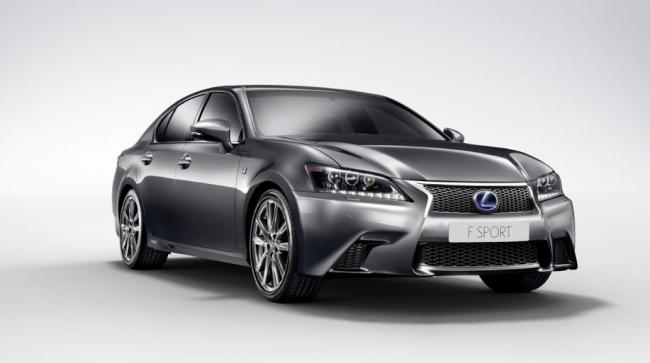 Impresionantes homologaciones del Lexus GS 450h