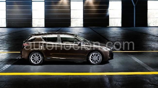 Lexus CT 200h 2013: Equipamientos y precios