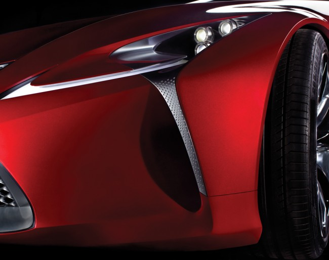Lexus desvelará un nuevo Concept en Detroit