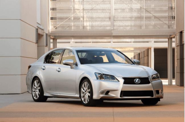 Un 40% más de pedidos del nuevo Lexus GS 450h