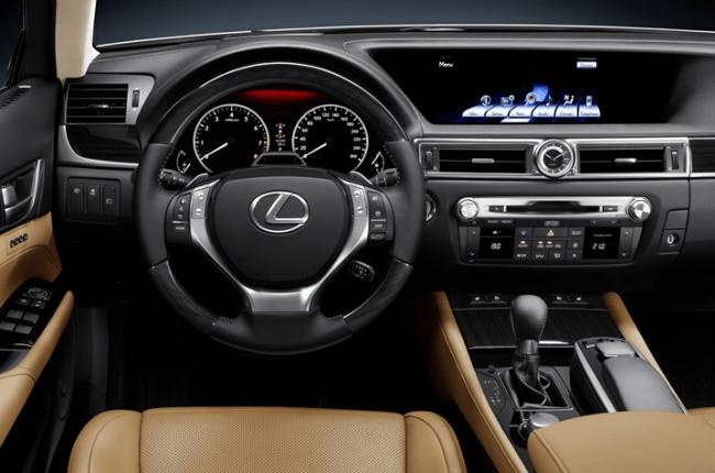 El Lexus GS montará una pantalla más grande que un iPad 2®