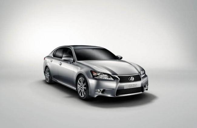 Lexus GS 250: Segmento E en todos los sentidos