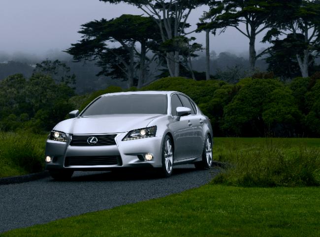 Nuevo Lexus GS450h: ¿Qué cambia?
