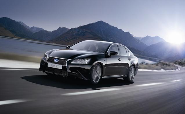Precios y equipamiento para el Lexus GS 450h