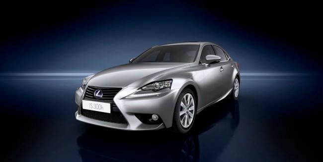El nuevo Lexus IS llegará en verano cargado de tecnología