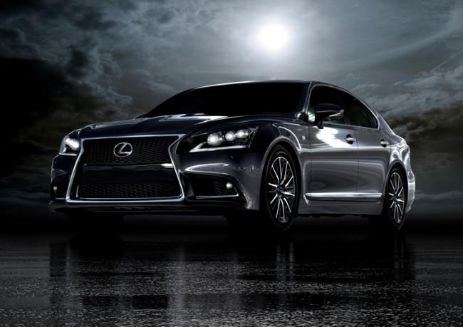 Más detalles sobre el nuevo Lexus LS 2013