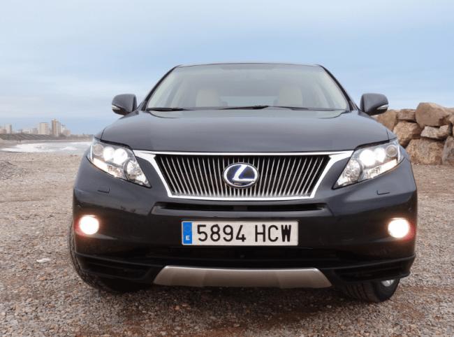 Un SUV respetuoso con el medio y con el bolsillo: Prueba Lexus RX 450h (Parte II)