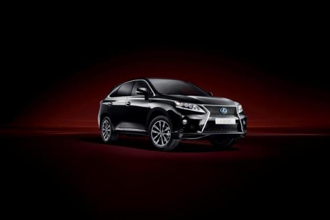 Las mejoras del Lexus RX 450h Hybrid y el nuevo RX 450h F SPORT