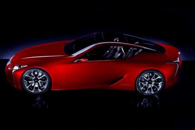 Nuevo Lexus Concept