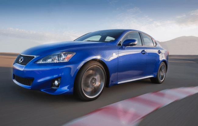 Lexus lanza una serie especial limitada a 200 unidades de su modelo IS 200d