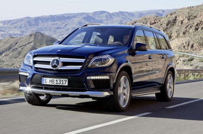 Filtrado Mercedes-Benz GL