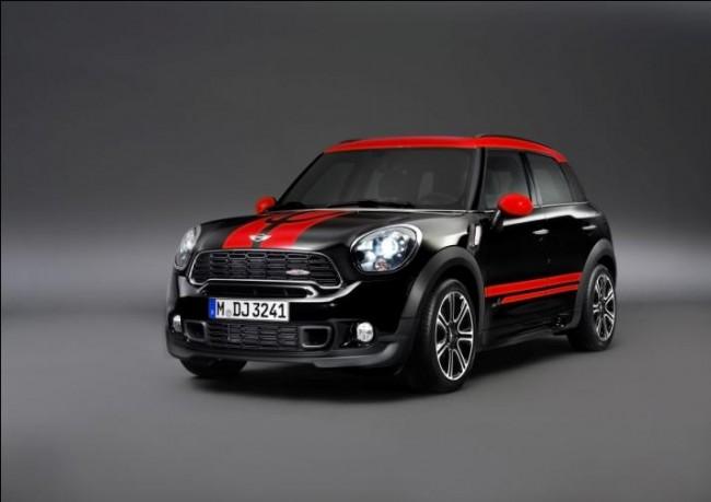 La exclusividad de MINI se mostrará en el Salón del Automóvil de Ginebra