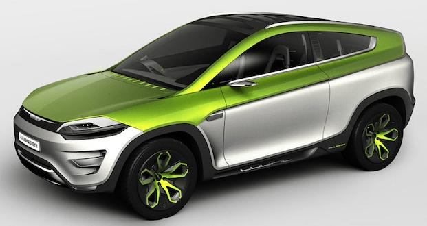 Magna Steyr presenta al MILA Coupic Concept en Ginebra