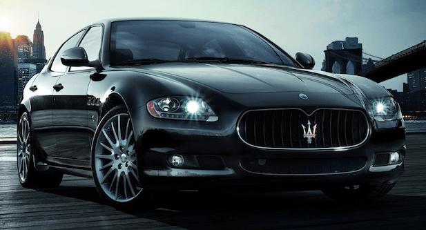 El nuevo Maserati Quattroporte competirá en otra liga con piezas del Chrysler 300C