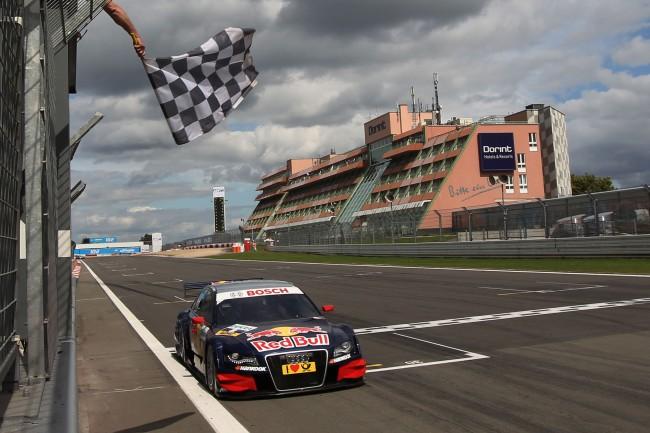Otra victoria más para Audi en Nürburgring