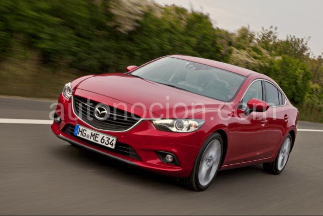 El nuevo Mazda6 estará expuesto en Madrid