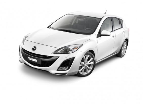 Mazda 3: 3 millones de unidades vendidas en todo el mundo
