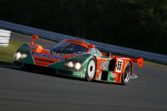 El Mazda 787B asistirá a la 79ª edición de las 24 Horas de Le Mans