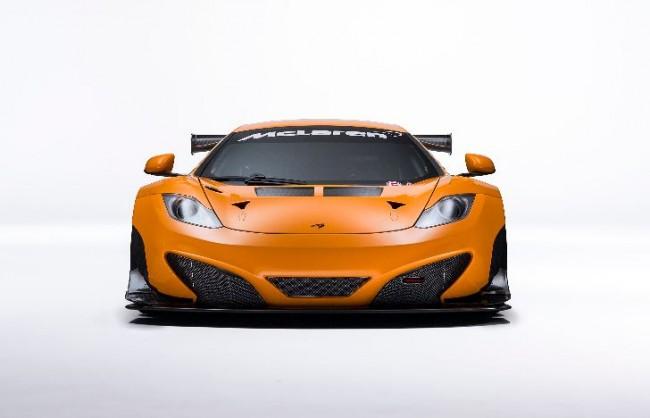 McLaren MP4 12C GT3 2013 y actualización para unidades del 2012