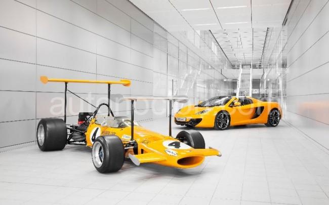 McLaren celebra sus 50 años de vida y nos recuerdan algunos de sus logros