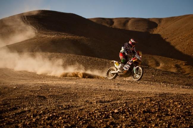 Éxito de Michelín en el Dakar 2012