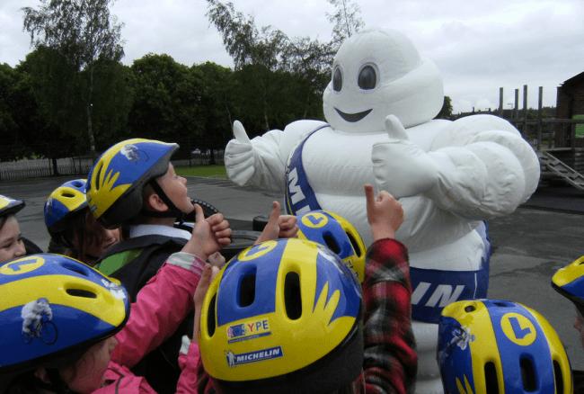 Michelin y la seguridad vial con los más jóvenes