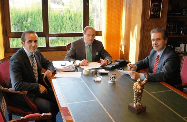 La RFEA renueva su acuerdo con Michelin