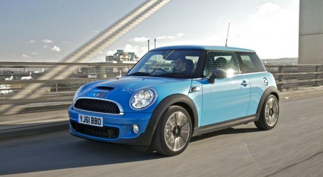 MINI entre los mejores coches pequeños según Auto, motor und sport