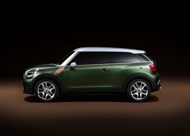 Mini Countryman Coupé, con miras a 2013