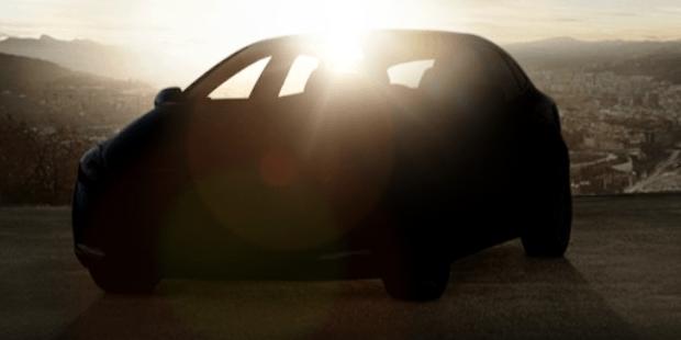 Otra imagen de la futura berlina media de Volvo