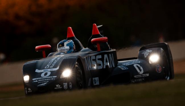 El Nissan Deltawing Quinto en el Petit Le Mans