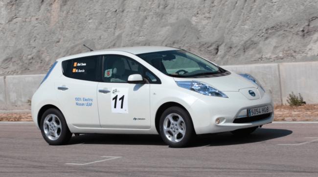 Nissan Juke y LEAF  destacan en las Ecoseries