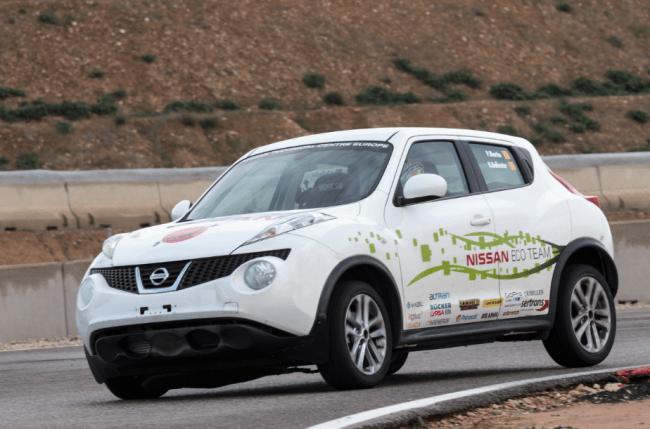 Nissan pone punto y final a las ECOSeries con siete podios