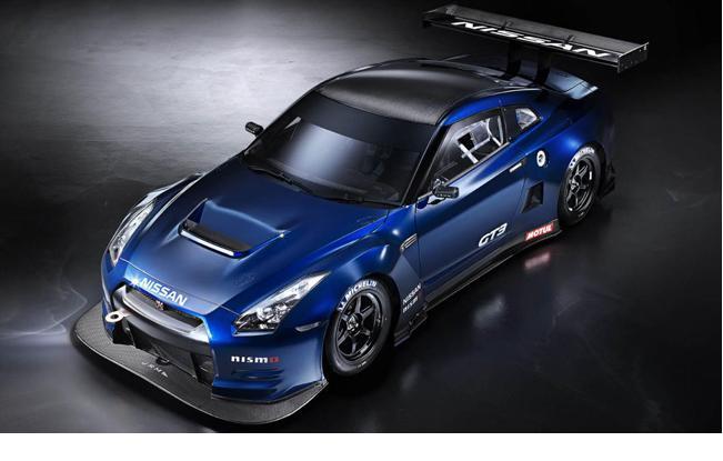 Nissan GT-R NISMO GT3, el Godzilla de carreras