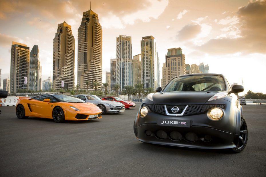 Nissan llevará a producción el Juke R a la vez que anuncia un cortometraje
