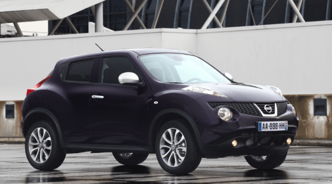 Nissan Juke Shiro: pon un poco de blanco en tu vida