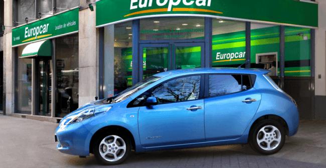 Alquila un Nissan LEAF en París o Londres y no pagues la electricidad