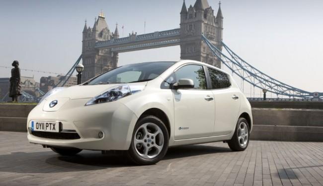 Empieza la revolución del coche eléctrico: Nissan Baja el precio del LEAF