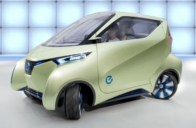 Las novedades de Nissan en París