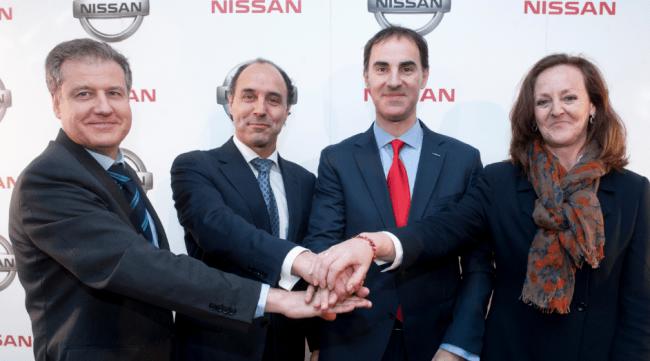 La planta de Nissan en Cantabria vuelve a la senda de la competitividad con el nuevo convenio colectivo
