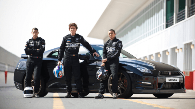 Nissan confirma los pilotos para sus planes deportivos de 2012