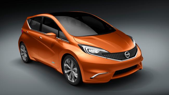 Los Concept Car de Nissan para Ginebra
