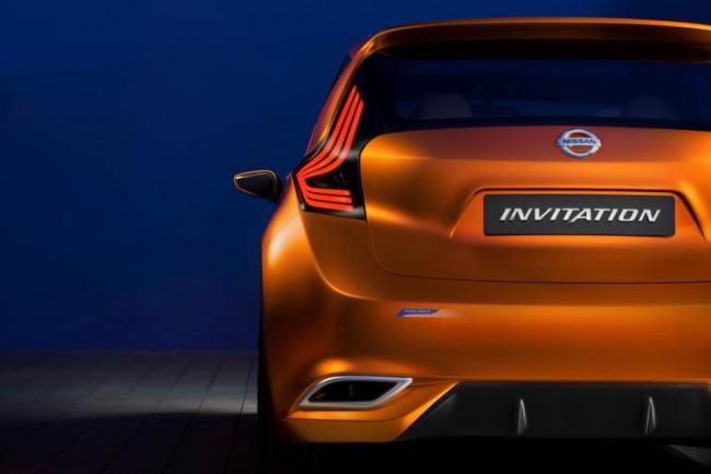 Estáis todos invitados a conocer al Nissan Invitation