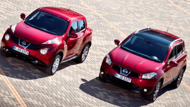 Nissan mantiene el Plan PIVE para el Juke y Qashqai