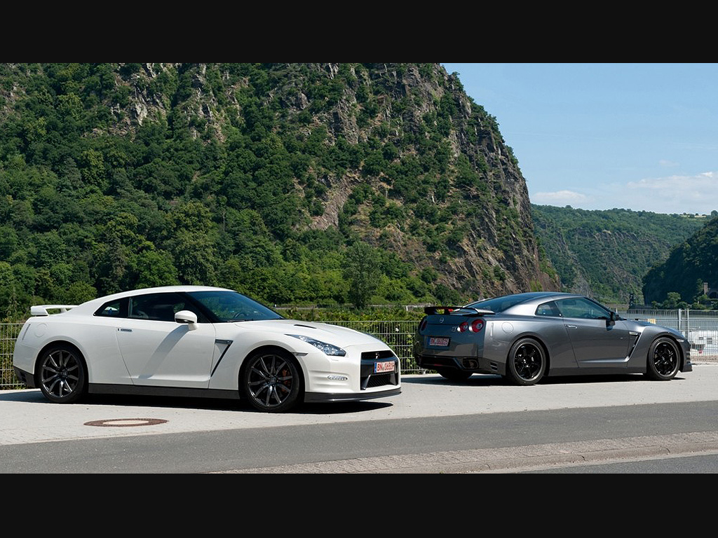 Nuevo Nissan GT-R 2012, Godzilla ha vuelto