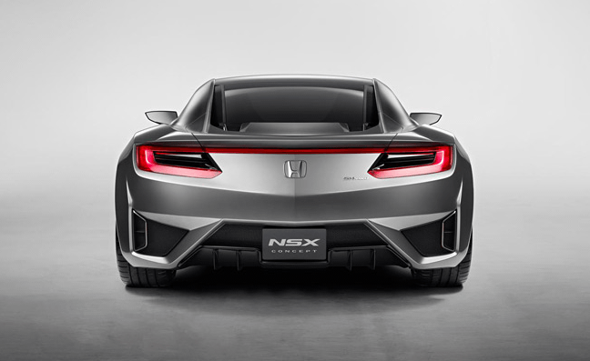 El Debut europeo del NSX