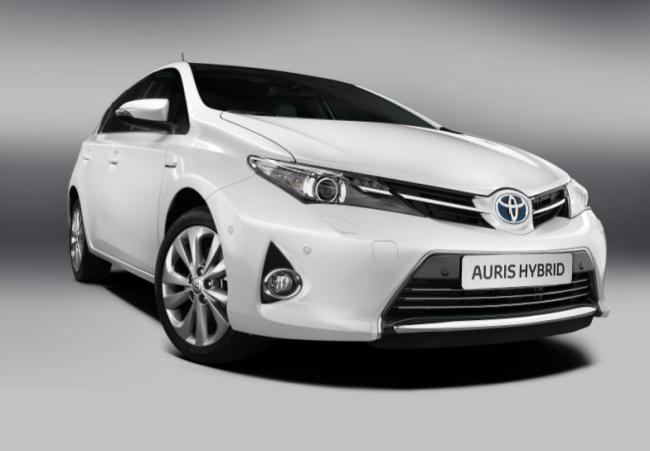 Toyota comienza la producción del nuevo Auris en Burnaston