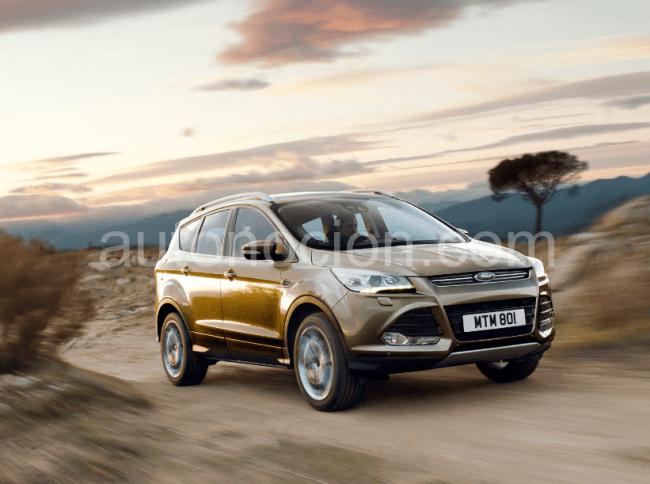 La nueva generación del Ford Kuga inicia su comercialización en España